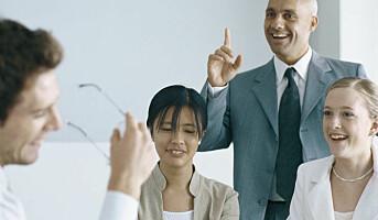 Motiverte ansatte er friskere