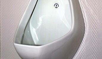 Fremtidens urinaler uten vann ?