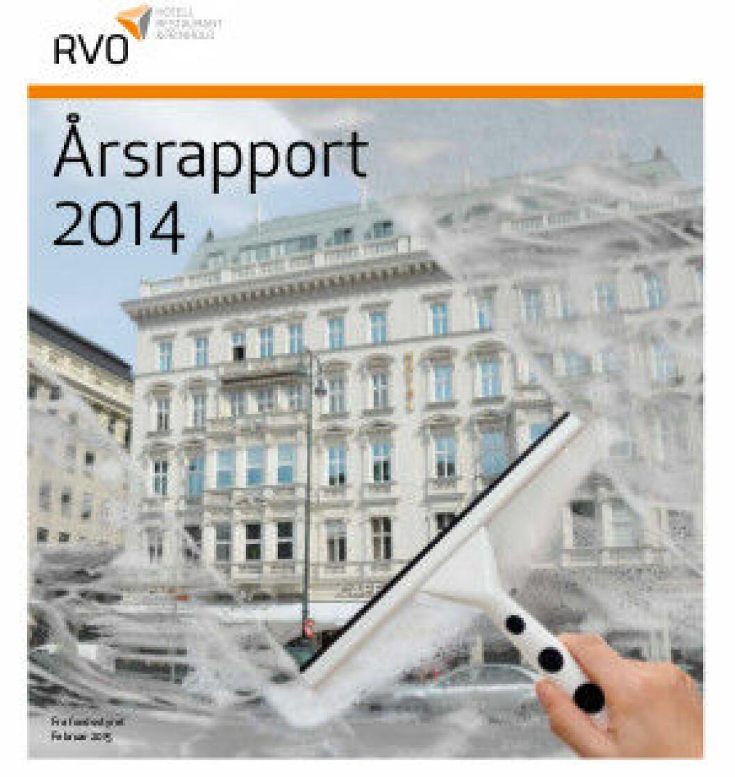 RVO årsrapport 2014