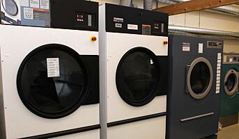Nye vaskerier godkjent av NVK