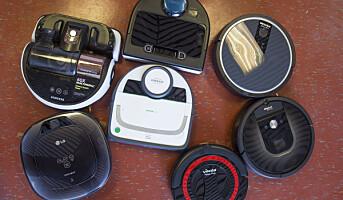 Video: Test av robotstøvsugere