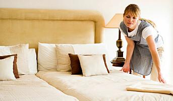 USA: Hotellrenholdere får voldsalarm