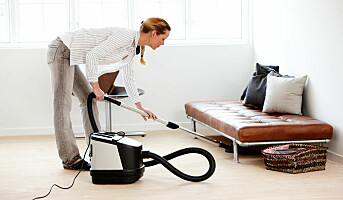 Tungt å rengjøre i hotell