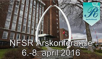 Vellykket konferanse fra NFSR