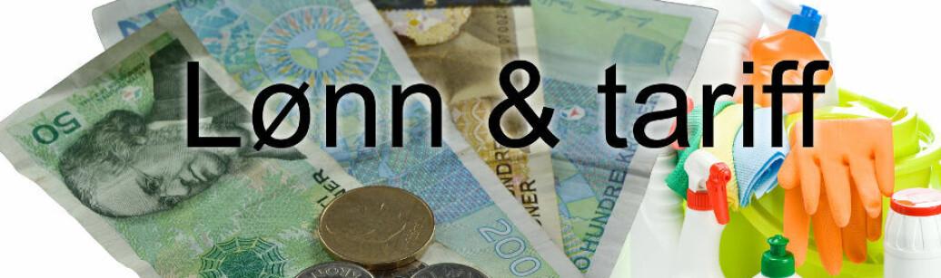 Forhandlingene rundt renholdsoverenskomsten mellom NHO Service og Handel og Norsk Arbeidsmansforbund utsettes.