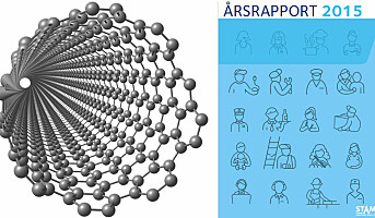 Forsker på nanopartikler