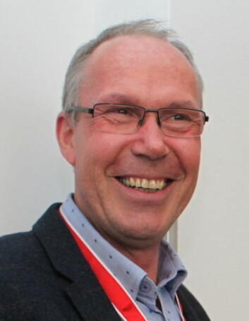 Per Arne Løvstad i Ren-Consult.