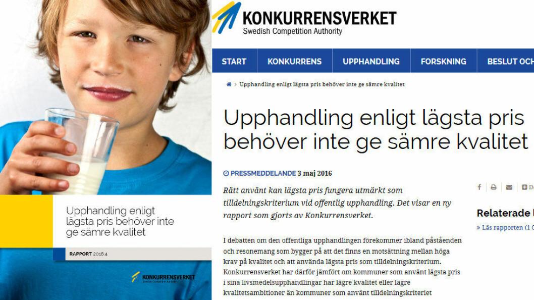 Illustrasjon etter Konkurrensverket.