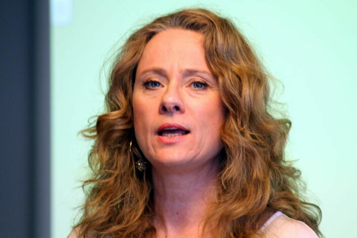 Anniken Hauglie. (Foto: Jan Tveita)