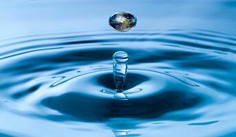 Øko-vann fungerer