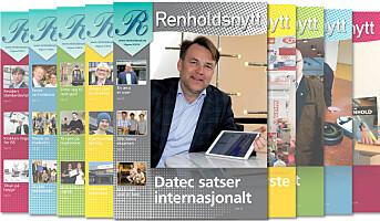 Renholdsnytt 4/2016