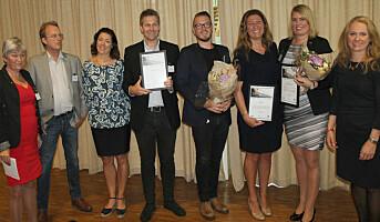 Toma vant Ringer i Vannet-pris