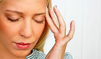 Dobbelt så mange kvinner opplever stress