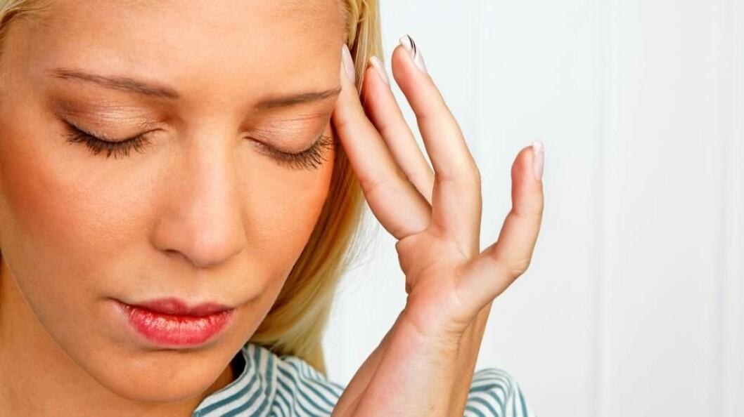 15% av kvinnene og 8% av mennene opplever jobbrelatert stress. (Ill.foto: Colourbox)