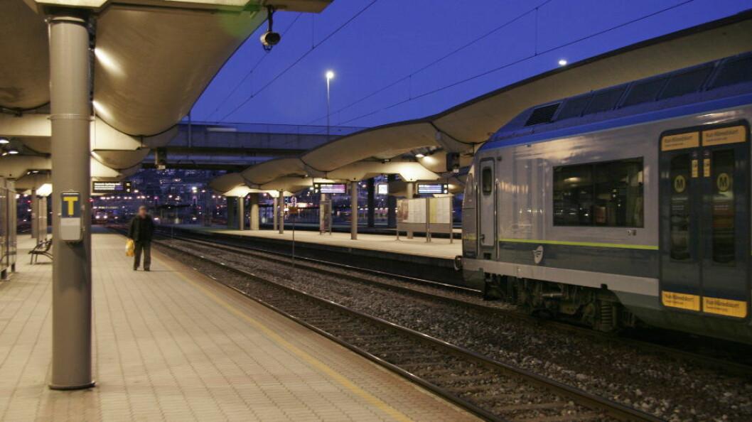 Det går ikke alltid et tog, men arbeidsgiver må likevel kunne forvente at arbeidstaker planlegger for varslede problemer. (Ill.foto: TEH)