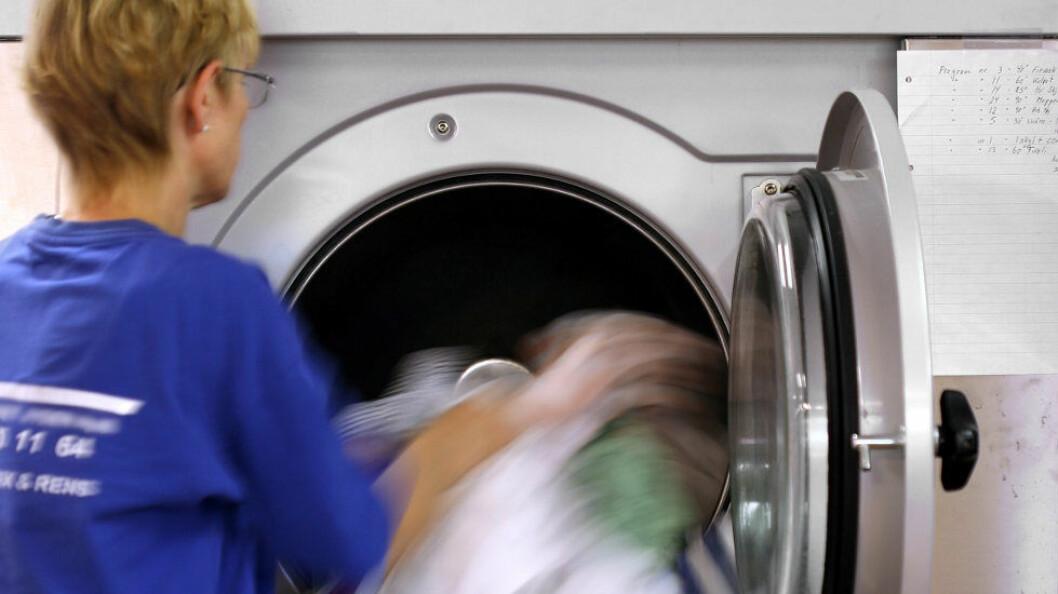 Ill.foto fra vaskeri: Colourbox