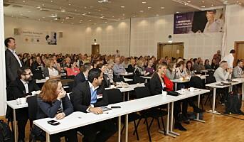 Ung og slagkraftig konferanse