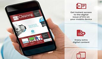 Engelsk blad som app