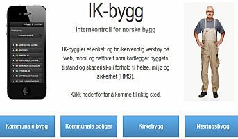 Utmerkelse til IK-Bygg