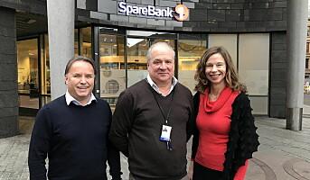 Compass Group vant storkontrakt hos SpareBank 1