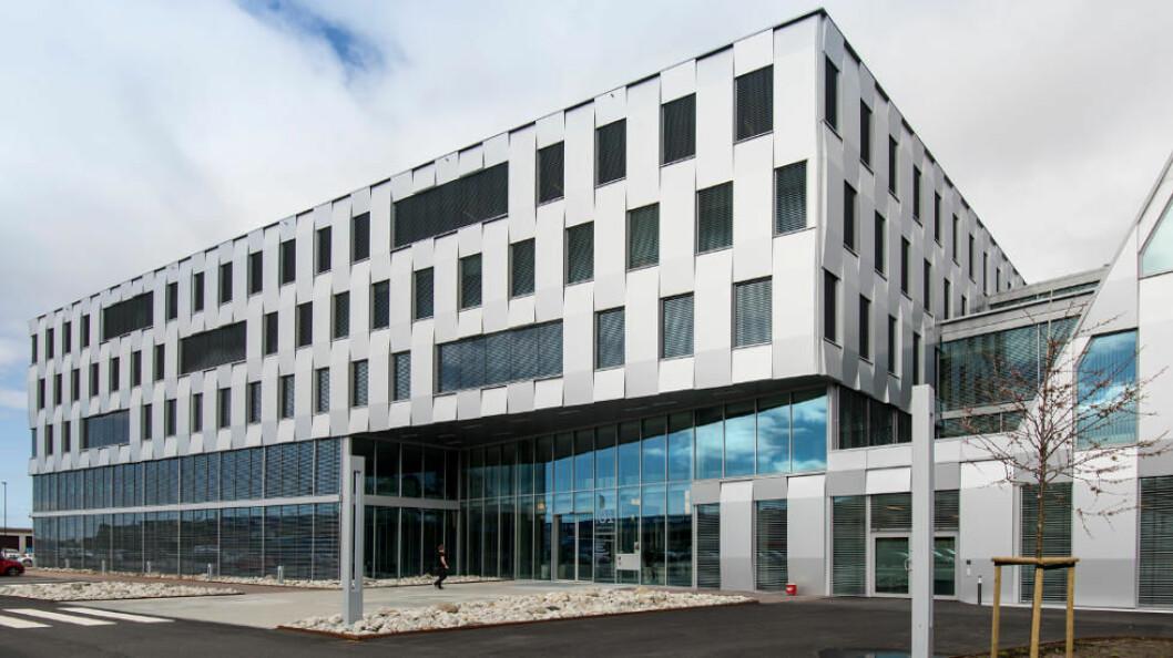 2020park er en av de største kontorparkene i Stavangerområdet. Foto: Compass Group