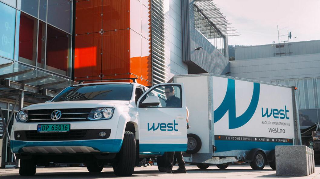 West Facility Management styrker sin posisjon i Oslo-området.