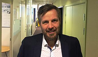 Ny bransjesjef for NRV