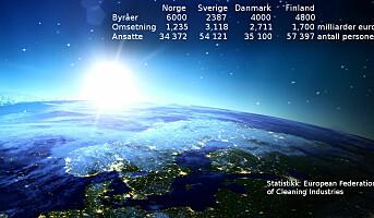 Sterk vekst i antall norske byråer