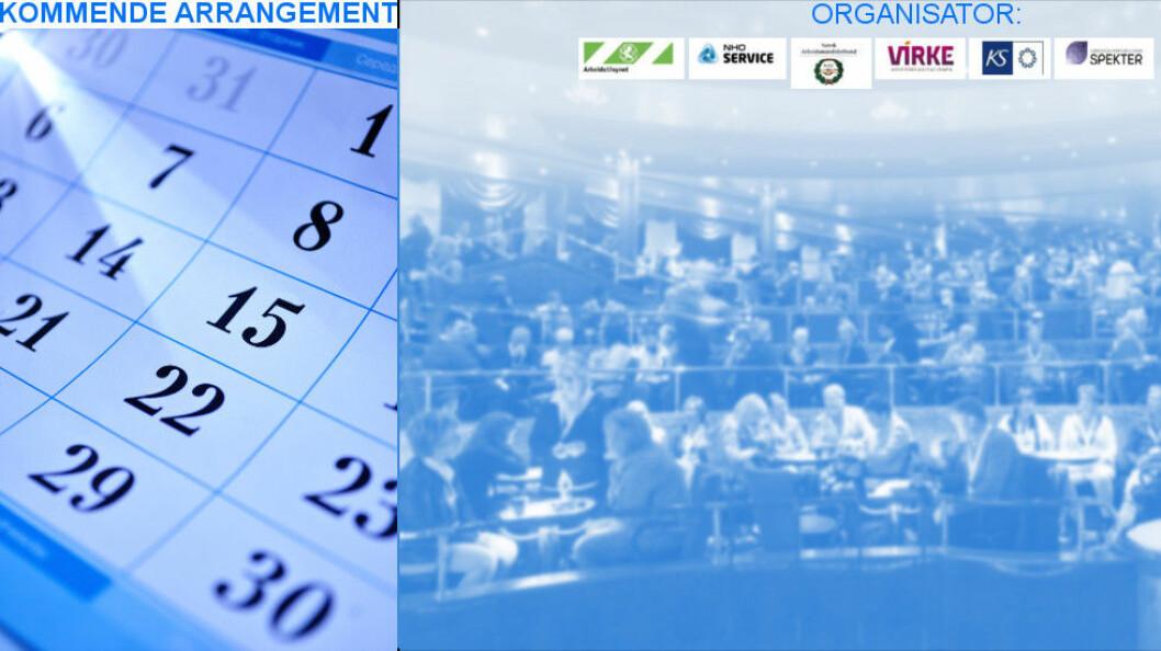 Påmeldingsfrist er allerede 24. februar. Treparts bransjeprogram renhold er et samarbeid mellom Arbeidstilsynet, NHO Service, Norsk Arbeidsmandsforbund, Virke, KS og Spekter.