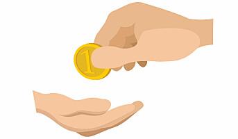 På tide å betale RVO-avgift