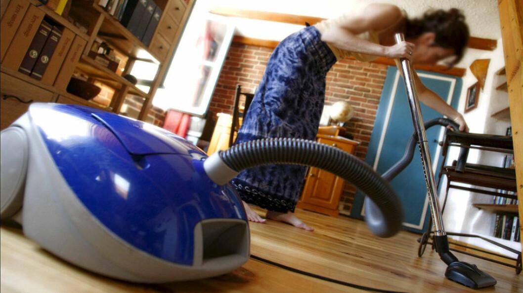 Virke påpeker det urimelige ved at forbrukere lovlig kan kjøpe renholdstjenester fra ulovlig virksomhet. (Ill.foto: Colourbox)