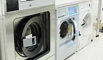 Nytt vaskeri med NVK-godkjenning