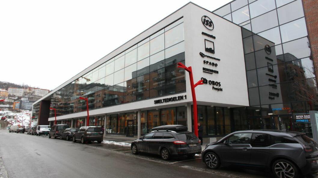 ISS har nok en gang fått IAOPs toppscore blant serviceorganisasjoner. Her fra deres norske hovedkvarter i Kværnerbyen i Oslo.