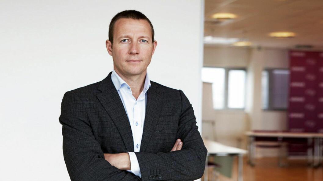 Samfunnspolitisk direktør i Virke, Harald Andersen, mener en reversering av nøytral mva. i helseforetakene ville vært svært uheldig. (Foto: Virke)