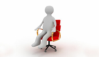 Mer sittetid gir færre nakke- og skuldersmerter