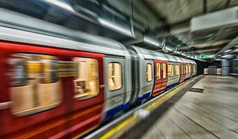Nå skal Londons t-banenett stor-rengjøres