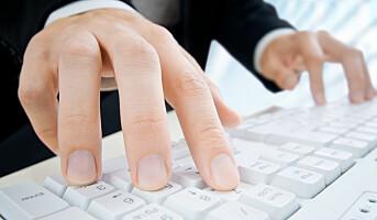 Selvrensende tastatur