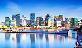 Norsk renhold i europeisk blad