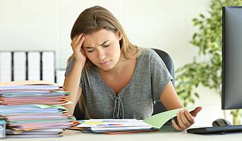 Misfornøyd med inneklimaet på jobben