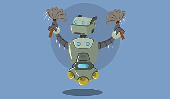 Kan roboter overta jobben din?