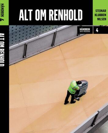 Forsiden til 2. utgave av «Alt om renhold».