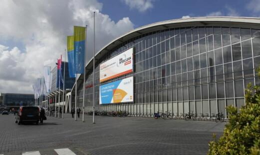 Dato satt for Amsterdam 2022