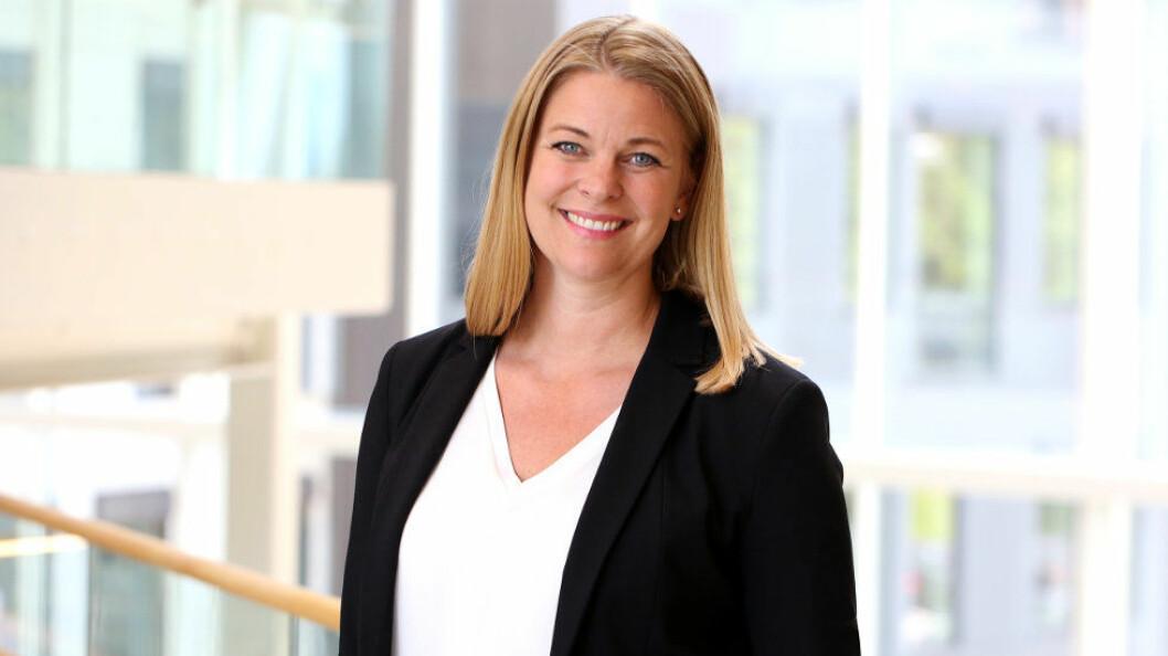 – Dette er hyggelige tall, sier administrerende direktør Kathinka Friis-Møller. (Foto: Compass Group)