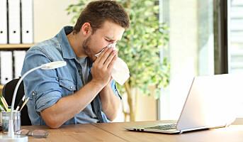 Unngå dufter på jobben