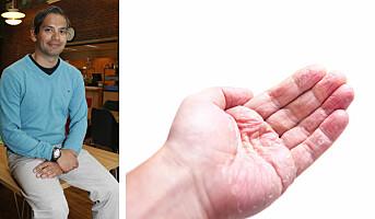 På vei mot en standard for å forebygge hudplager