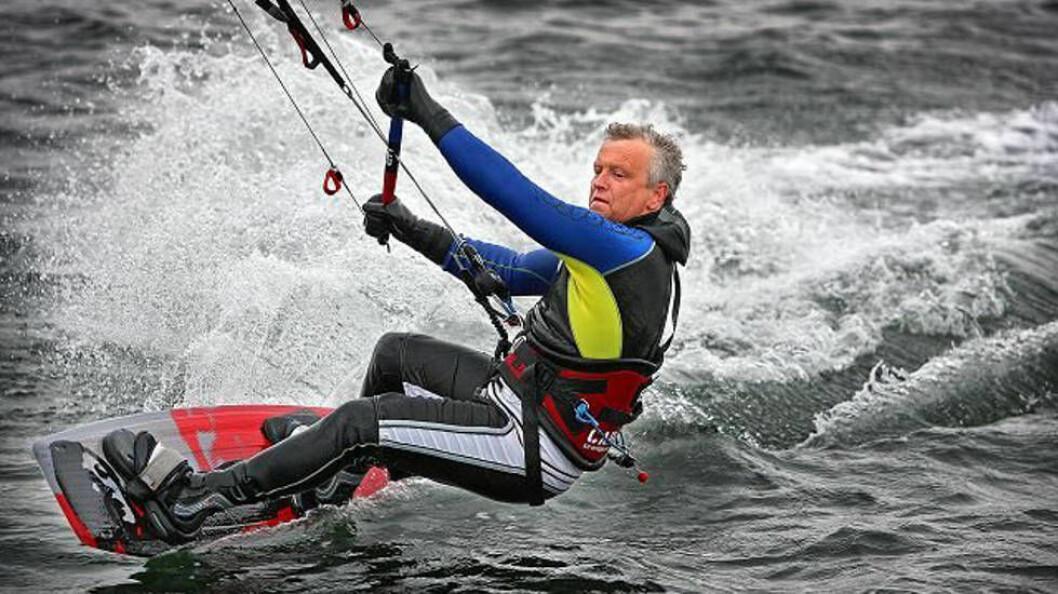 John-Willy Yrvum blir salgssjef for PLS i Norge.