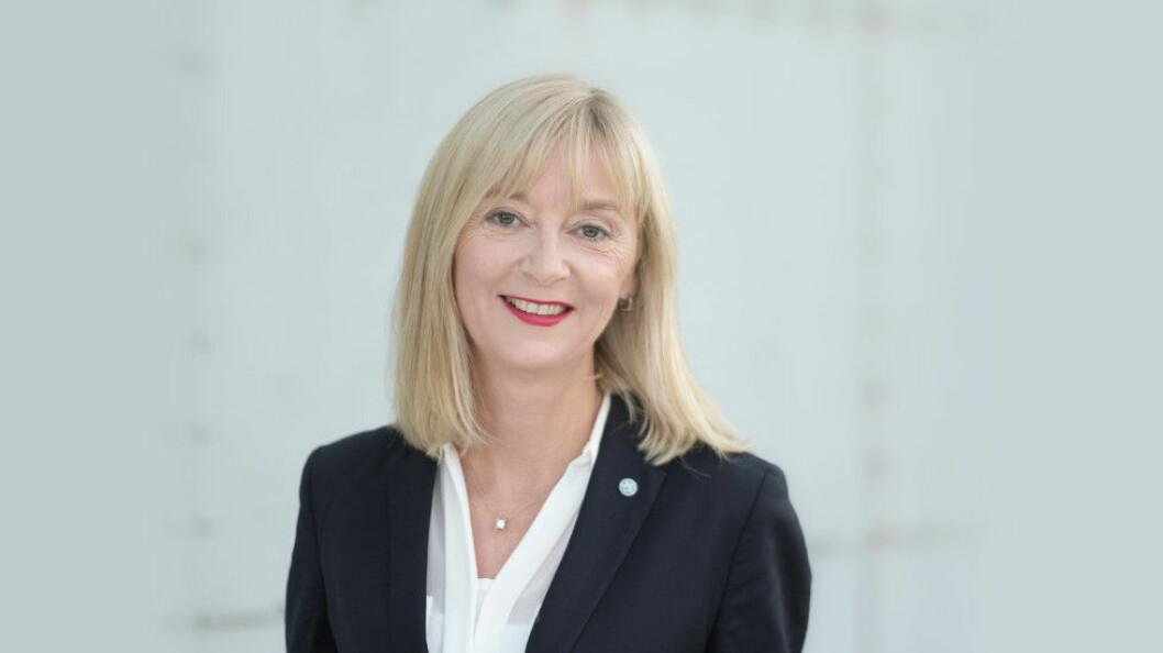 Trude Vollheim, direktør i Arbeidstilsynet, opplyser at etterlevelsen av påseplikten har økt fra 4 prosent i de første tilsynene til over 80 prosent i oppfølgingstilsyn med de samme virksomhetene. (Foto: Arbeidstilsynet)