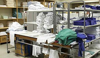 2017 et godt år for vaskerihygiene