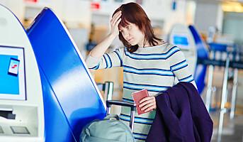 Studie avslører de skitneste stedene på flyplasser