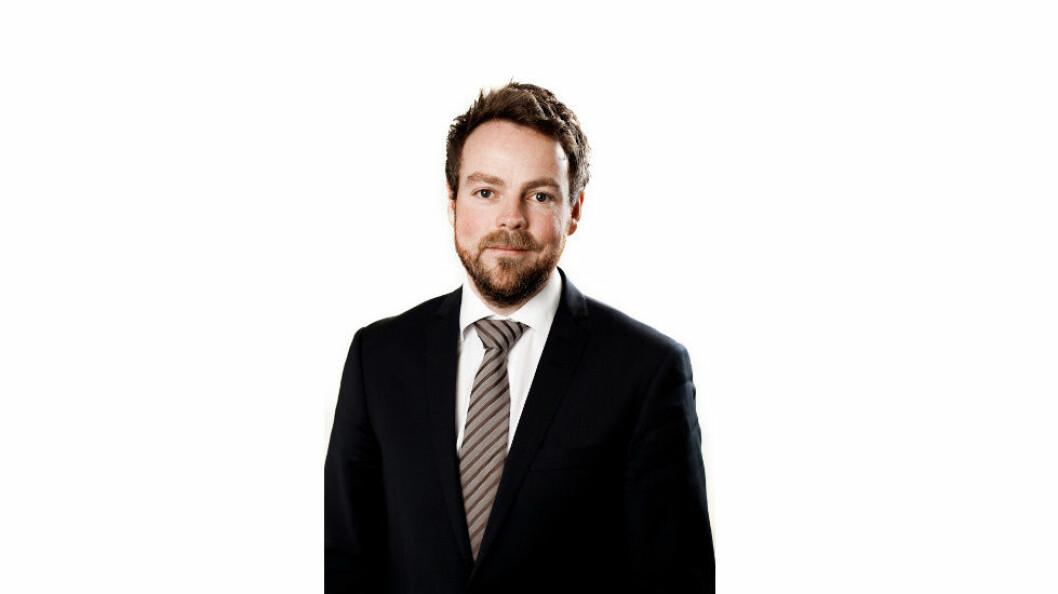 Næringsminister Torbjørn Røe Isaksen og hans departement har oppjustert terskelverdiene for offentlige anskaffelser. Foto: Marte Garmann